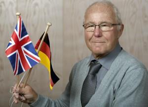 Rolf Dickel, Deutsch-Britische Gesellschaft