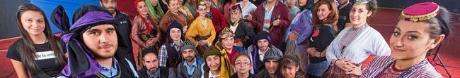 Folkloregruppe XENITEAS:  Tanzen wie die Urgroßeltern – Ponter-Griechen pflegen ihre Traditionen