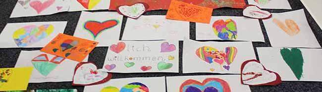 Internationales Fest für Flüchtlingskinder und deren Familien