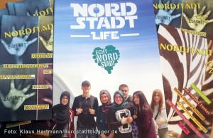 Zeitschrift Nordstadt Life erscheint stadtweit