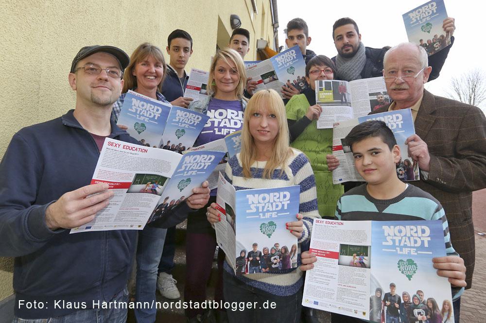 Jugendmagazin Nordstadt Life erscheint stadtweit. Macher, Leser und Förderer präsentieren die Sonderausgabe