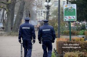 Die Mitarbeiter des Ordnungsamtes sind auch weiterhin in der Nordstadt präsent.