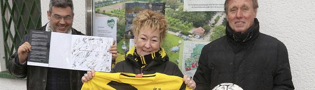 Die Nordstadt feiert: BVB-Kultabend zum 105. Geburtstag des Traditionsvereins am Borsigplatz