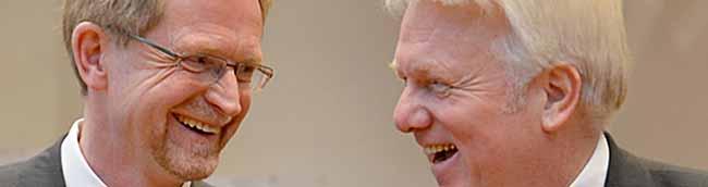 Rat hat Ludger Wilde zum neuen Dortmunder Beigeordneten für Umwelt, Stadtplanung und Wohnen gewählt