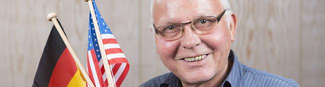 """Serie Ehrenamt in der AGNRW: """"Die Deutschen glauben, die USA zu kennen. Aber Amerika tickt anders."""""""