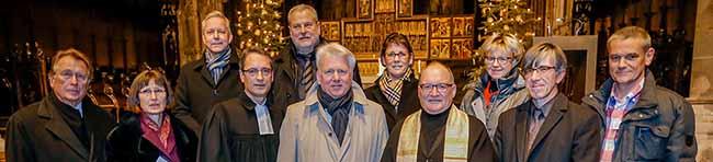 Kirchen treten für den Dialog der Religionen ein