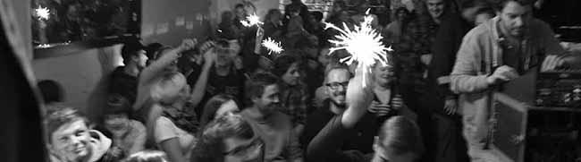 Rekorder-Club im Hafen feiert seinen fünften Geburtstag und lädt dazu am Freitag zur Party in die Nordstadt ein