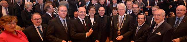 Neujahrsempfang: OB Ullrich Sierau will gesamten Dortmunder Norden stärker in den Fokus nehmen