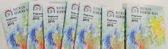Dietrich-Keuning-Haus präsentiert kulturelle Vielfalt und ein abwechslungsreiches Programm für alle Generationen
