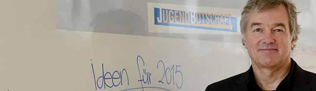 Dirk Loose, Vorsitzender des Jugendrings, im Gespräch: Dortmund – Ein Impulsgeber in Sachen Demokratie