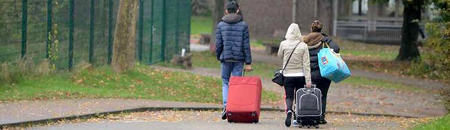 Unbegleitete minderjährige Flüchtlinge stellen das Dortmunder Jugendamt vor zusätzliche Herausforderungen