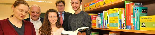 Rotary Club Hörde sichert für zwei Jahre das Nachhilfe-Projekt des Helmholtz-Gymnasiums in der Nordstadt