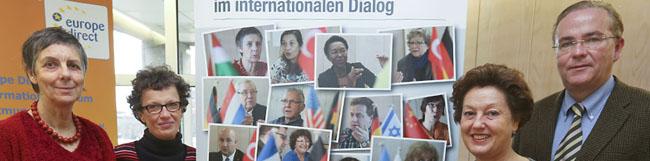 Die Auslandsgesellschaft startet mit neuem Format in das Jahr: Internationale Wochen bieten spannendes Programm