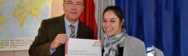 Neues Angebot: Dreimonatiger Schulbesuch in Dortmunds Partnerstadt Amiens