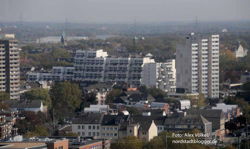 """Stadtansicht Nordstadt HannibalDas auf zehn Jahre angelegte Mammutprojekt """"Nordwärts"""" umfasst nicht nur die Nordstadt, sondern sieben Stadtbezirke."""