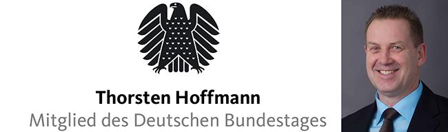 Neuer Dortmunder Abgeordneter: Polizist Thorsten Hoffmann (CDU) sitzt im Innenausschuss des Bundestages