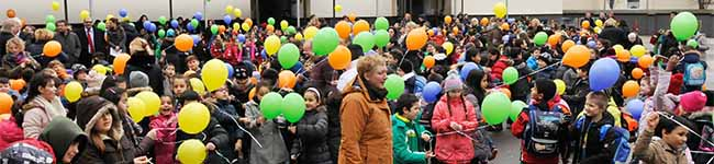 Anmeldezahlen an Grundschulen bleiben stabil:  4.785 Schulanfänger im kommenden Schuljahr in Dortmund