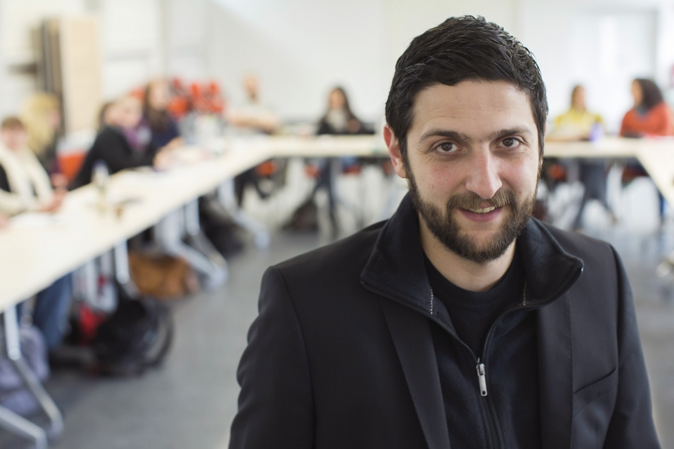 Prof. Dr. Aladin El-Mafaalani lehrt an der FH Münster.