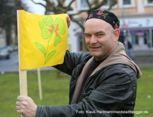 Landnahme am Borsigplatz: Du bist Borsig, Borsig 11. Artist in Residence Olek Witt