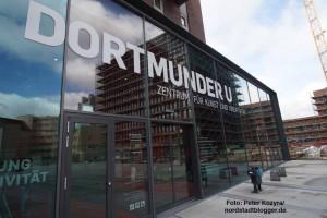 Das Dortmunder U ist ein Zentrum für Kunst und Kreativität.