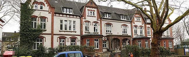 Neuer Kindergarten an der Oesterholzstraße: Platz für 55 Kinder in einem umgebauten historischen Gebäude