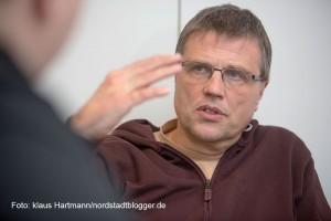 Koordinierungsstelle für Vielfalt, Toleranz und Demokratie im Rathaus Dortmund. Michael Plackert