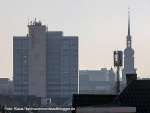 Blickfang Schüchtermanncarree, Wohnqualität lockt Mieter in die Nordstadt. Die Nähe zur Stadtmitte ist ein Grund im Schüchtermanncarree zu wohnen