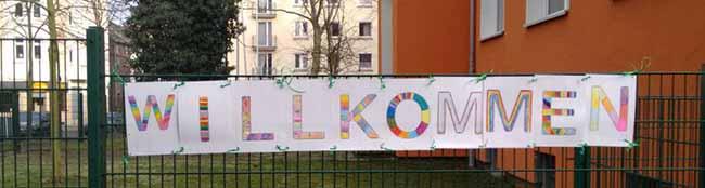 Viel Lob und Unterstützungsversprechen für das ehrenamtliche Engagement für Flüchtlinge in Dortmund