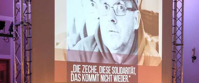 """""""bodo"""" und das Prinzip Hoffnung: Beeindruckender Ausstellungsabend in der Pauluskirche"""