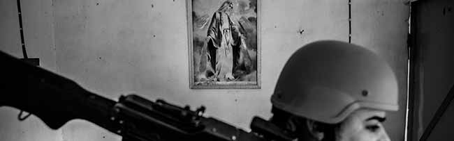 EXODUS – über das Schicksal der Christen in Nahost:  Ein Foto-Vortrag von Andy Spyra in der Pauluskirche