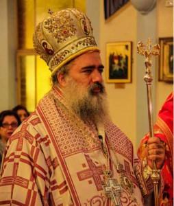 Seine Eminenz Erzbischof Theodosios (Hanna Atallah) kommt nach Dortmund. Foto: Veranstalter