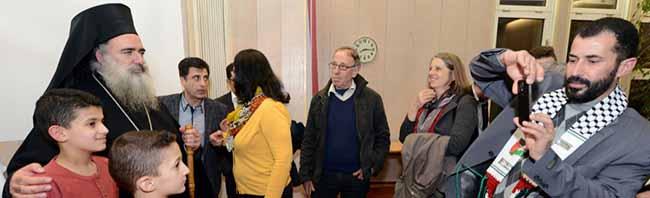 Erzbischof von Jerusalem zu Gast in Dortmund: Eine klare Botschaft von Toleranz, Liebe und gegenseitigem Respekt