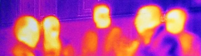 Wärmedämmung: Thermografie-Spaziergang durch die Nordstadt hinterlässt nachdenkliche Hauseigentümer