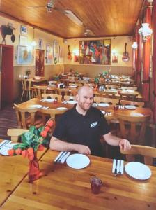 """Stephan Schwabe hatte die Idee machte die Fotos für sein Kochbuch """"Nordstadt kocht""""."""