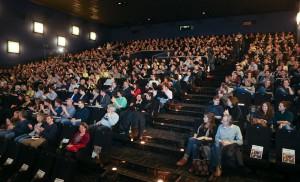 Premiere des Films über BvB-Gründer Franz Jacobi im Cinestar