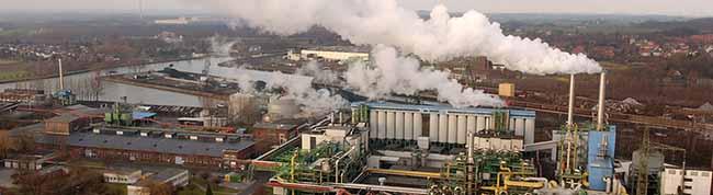 Kooperation mit DEW21: Abwärme aus den Gasrußwerken im Hafen sorgen für viele muckelig-warme Wohnungen