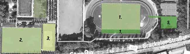 Planungen für den Hoeschpark sind eine Investition in die Nordstadt – Politiker sorgen sich aber um Freizeitsportler