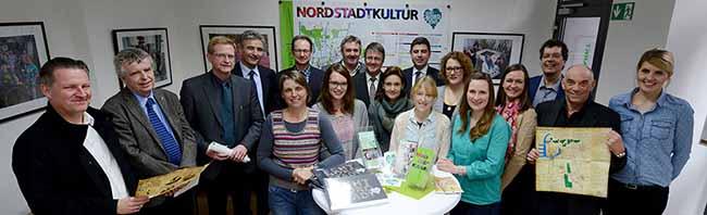 Von der Nordstadt-Ausstellung bis zum Hafenspaziergang: Wohnungswirtschaft und EDG machen viele Projekte möglich