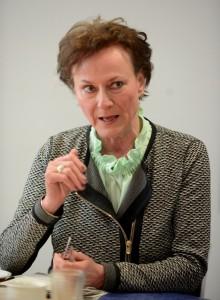 Birgit Cirullies ist die Leitende Oberstaatsanwältin und Chefin der Staatsanwaltschaft Dortmund