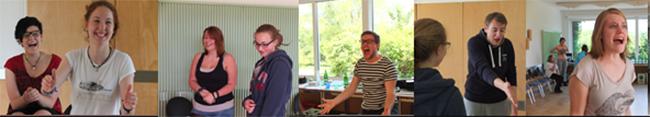 Improvisationstheater – Das BATTLE! – im Wichernhaus