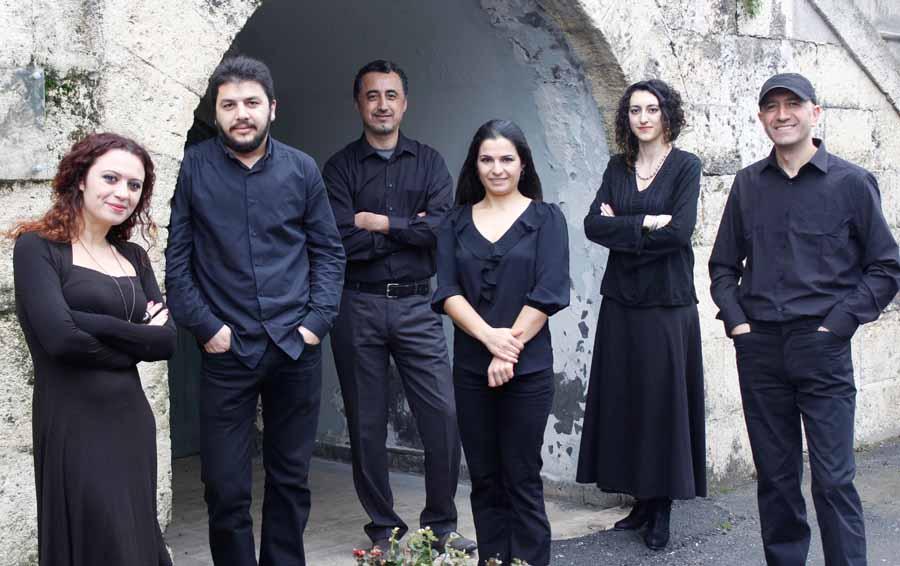 """Die Musikband """"Grup Abdal"""", die besonders durch die Gezi-Proteste in der Türkei Berühmtheit erlangte, wird in der Nordstadt auftreten."""