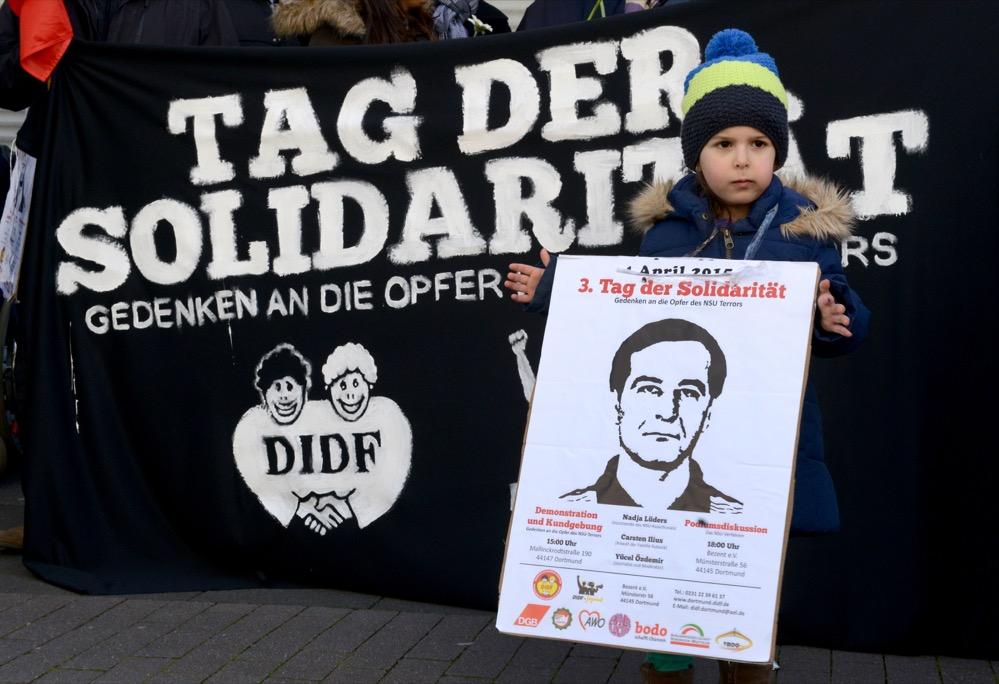 Beim 3. Tag der Solidarität ginge es auch um das Gedenken an Mehmet Kubasik.