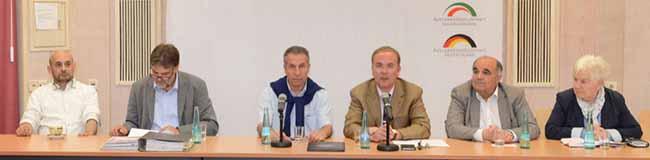 Deutsch-Palästinensischer Länderkreis in der Auslandsgesellschaft Nordrhein-Westfalen gegründet