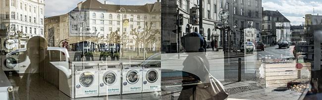Dekonstruktion der Stadt: Nordstadt-Fotografien von Alexander Hügel am Wochenende im Depot zu sehen