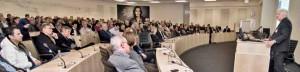 Syrienkonferenz in den Räumen der KVWL in Dortmund