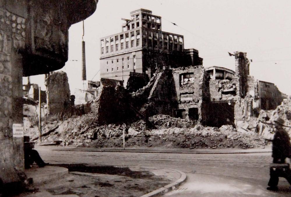 Dortmund glich bei Kriegsende eher den Ruinen des antiken Karthagos als einer modernen Großstadt. Foto: Stadtarchiv