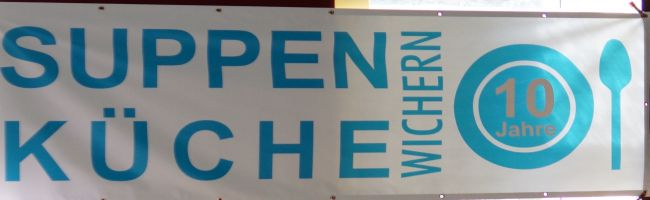 Nordstadt: Die Suppenküche im Wichernhaus feiert und betrauert ihr zehnjähriges Bestehen