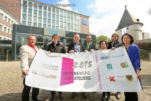 Offene Nordstadtateliers im Juni
