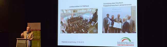 Die Auslandsgesellschaft NRW zieht eine Erfolgsbilanz – Ehrenmitgliedschaft für Hans Krüger