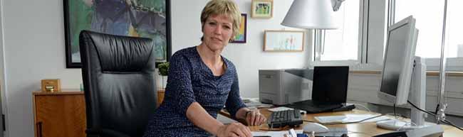"""Daniela Schneckenburger ist neue Chefin """"in einem Fachbereich mit erheblichen Herausforderungen und großen Chancen"""""""